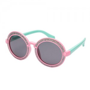 Gansta Round Sunglasses For Boys & Girls