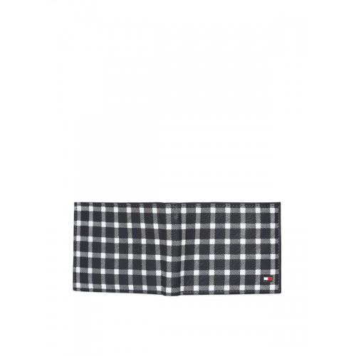 Tommy Hilfiger Grey Leather Wallet