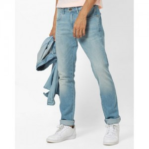 4860fca7 Buy latest Men's Jeans from Wrangler On Ajio online in India - Top ...