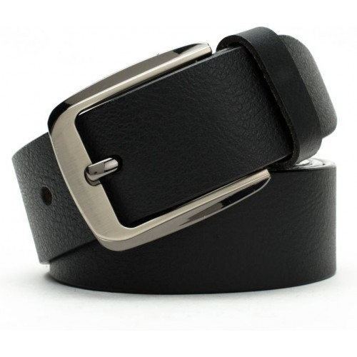 83126e256 Buy Winsome Men Formal Black Genuine Leather Belt online