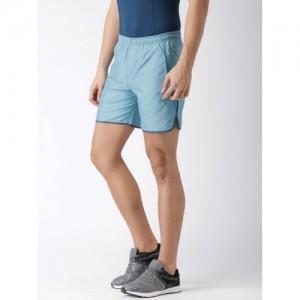 2GO Men Blue Training Sports Shorts