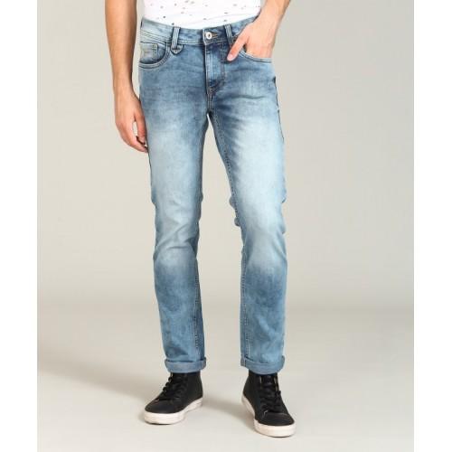 Flying Machine Slim Men Blue Jeans