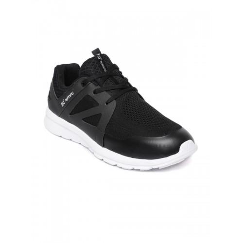 361 Degree Women Black Performance Running Shoes