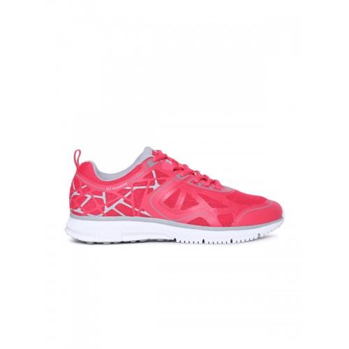 361 Degree Women Pink Running Shoes