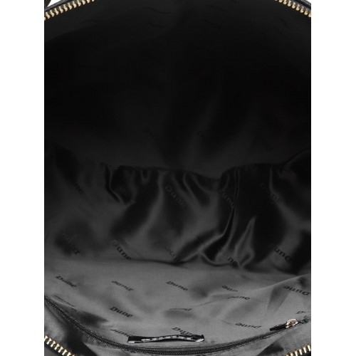 Dune London Black Solid Shoulder Bag