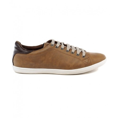63e2ed47b6f Buy Franco Leone Tan Men Casual Shoes online