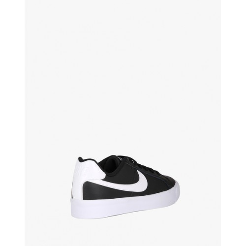 0931363478 Buy NIKE Court Royale AC Black Synthetic Sports Shoes online ...