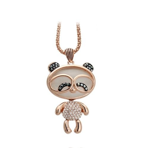 Valentine Gifts :YouBella Gracias Collection Designer Pendant / Necklace for Women and Girls