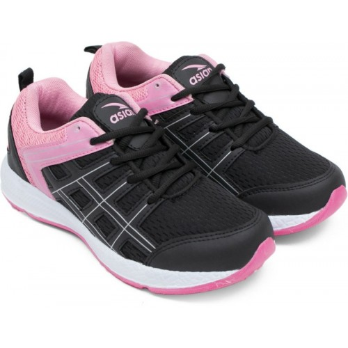 Asian Fashion-03 Black Pink Walking Shoes,Gym Shoes,Casual Shoes,Training Shoes,Sports Shoes, Running Shoes For Women(Black, Pink)