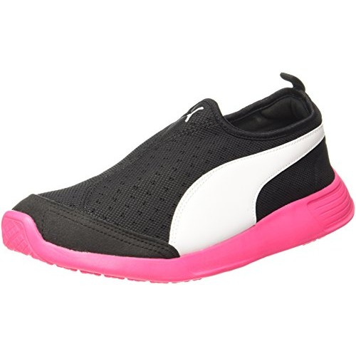 Buy Puma Women s St Trainer Evo Slip-On Dp Running Shoes online ... f7300f5525