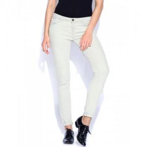United Colors of Benetton Light Blue Skinny Stretchable Jeans
