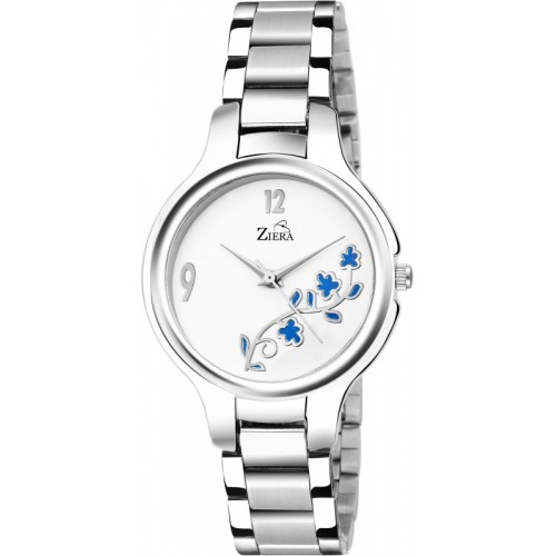 Ziera ZR8077 Special dezined collection Watch  - For Women