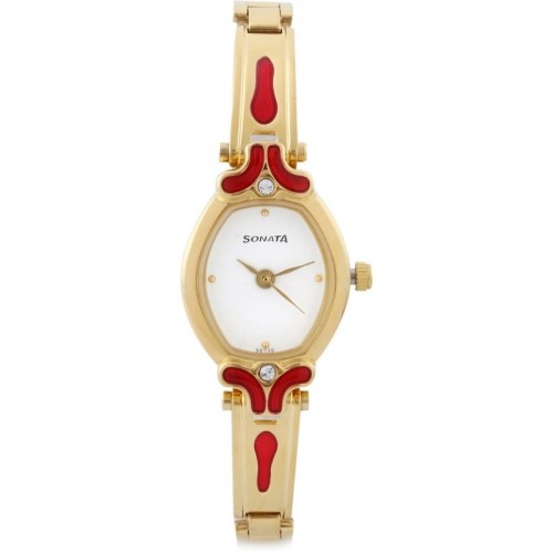 Sonata NG8068YM04 Watch  - For Women