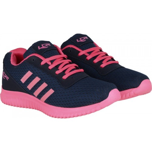 Lancer Navy Pink Shoes