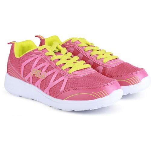 Buy Fila KARI FLEX Running Shoes For Women(Pink) online  8cddbc969