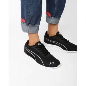 Puma Lace-Up Casual Shoes with Logo Branding 1bb747c1147