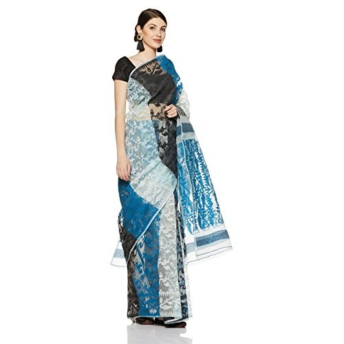 Gocoop Silk Saree Without Blouse Piece
