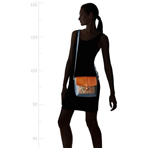 Kanvas Katha Multicolor Synthetic Sling Bag