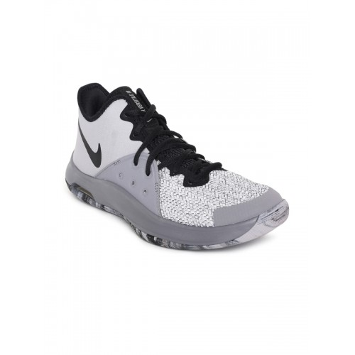 a0f78e15705 Buy Nike AIR VERSITILE III Basketball Shoes For Men (Grey) online ...
