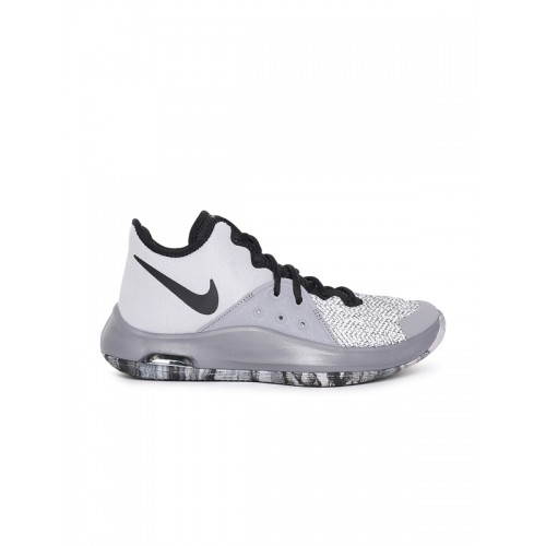 4e10056234de Buy Nike AIR VERSITILE III Basketball Shoes For Men (Grey) online ...