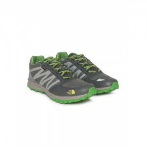 The North Face Men Grey Solid Waterproof LITEWAVE FASTPACK GTX Hiking Shoes