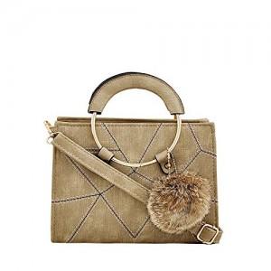 Mark Keith Women Brown Polyurethane Handbag