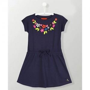 99c4712b7224 Buy Olele Bow Check Dress - Blue online