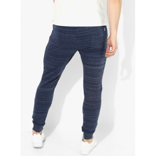91ca900aa783 Buy Converse Navy Blue Cotton Solid Track Pants online