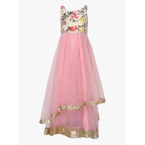 Biba Pink Party Dress