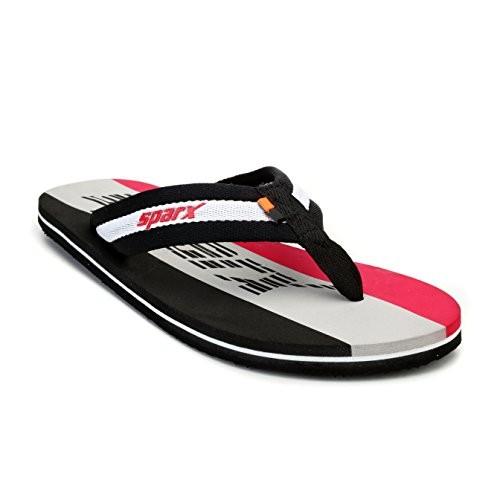 Sparx Men's Multicolor Canvas Slippers