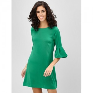 Cover Story Bell Sleeve Shift Dress