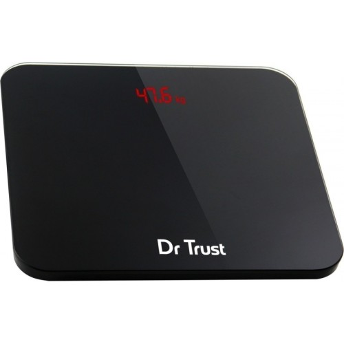 Dr. Trust Eco Zeus Rechargeable Digital Personal Weighing Scale Electronic Weight Machine
