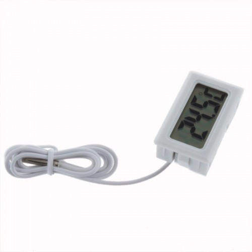 balrama Fridge Freezer Refrigerator Coolers Chillers Room Indoor Outdoor Portable Pocket LCD Electronic Temperature Meter