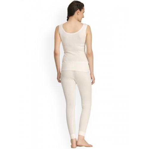 fda8c9b277e402 Buy Kanvin Off-White Self-Design Thermal Set NEW2130OW2170 online ...