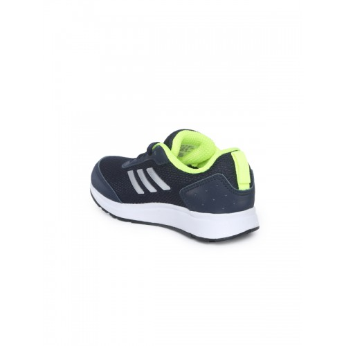 Adidas Boys Blue ELEMENT V 3 K Running Shoes