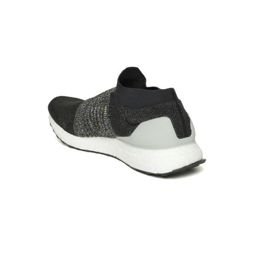 cc005f8c2bd Buy Adidas Ultraboost Laceless Parley Blue Running Shoes online ...