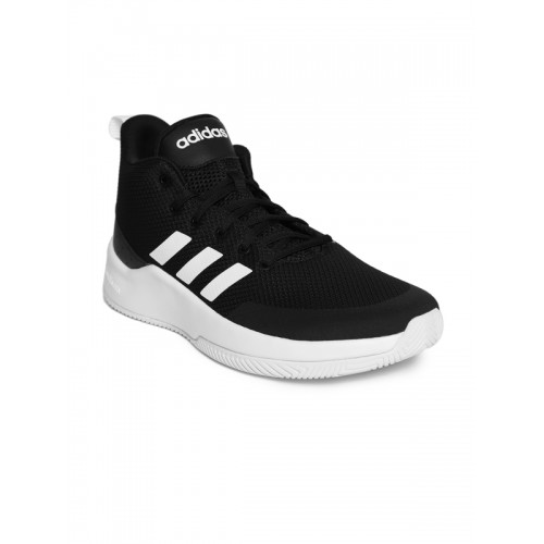 4462f433c60516 Buy Adidas Men Black Speed END2END Basketball Shoes online ...