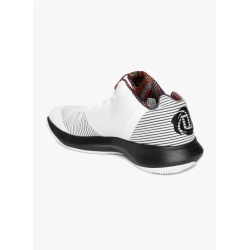 454f5806286 Buy Adidas D Rose Lethality White Basketball Shoes online