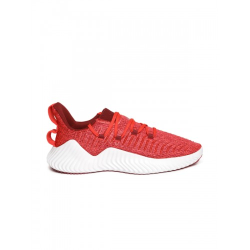 ADIDAS ALPHABOUNCE TRAINER M Training & Gym Shoes For Men(Red)
