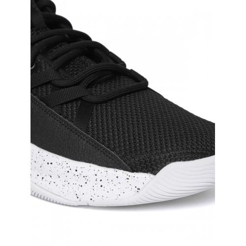 ad182bbb1f52 Buy Adidas Men Black Streetfire Basketball Shoes online
