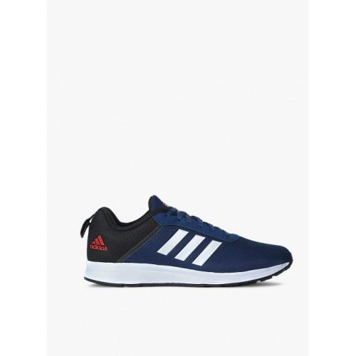 buy online a5e1c 256ec ... Adidas Adispree 3 Blue Running Shoes ...