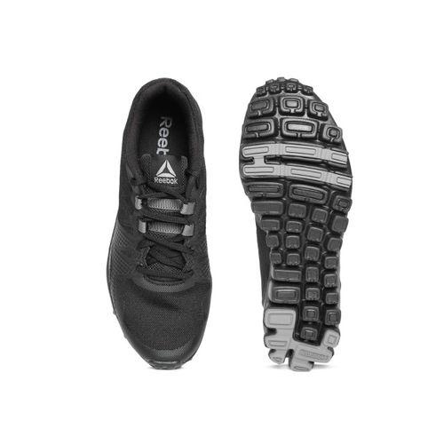 Buy Reebok Realflex Train 5.0 Black Training Shoes online  97590186a