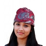 Bucky Fashion Multicolor Polyester Headgear