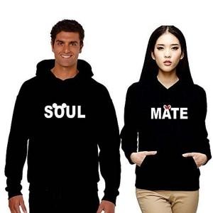 Giftsmate Soulmate Mickey Minnie Couple Sweatshirts