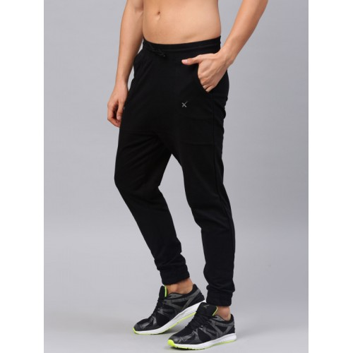 HRX by Hrithik Roshan Men Black Joggers