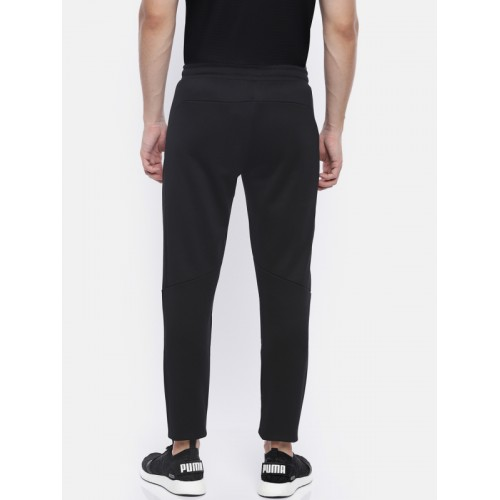 96d10b09d0b6 Buy Puma Men Black MAPM T7 Track Pants online