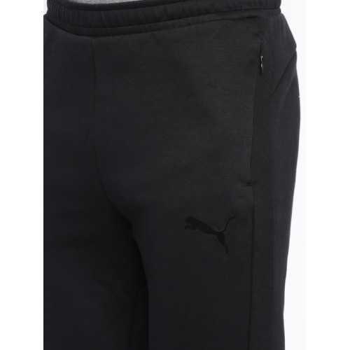 Puma Black Evostripe Move Track Pants