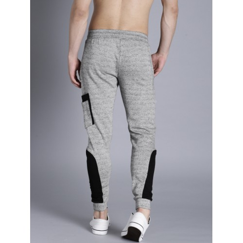 Kook N Keech Grey Polyester Casual Joggers
