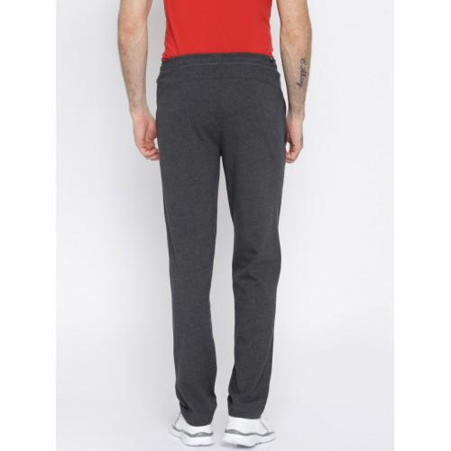 Puma Men Charcoal Grey Track Pants