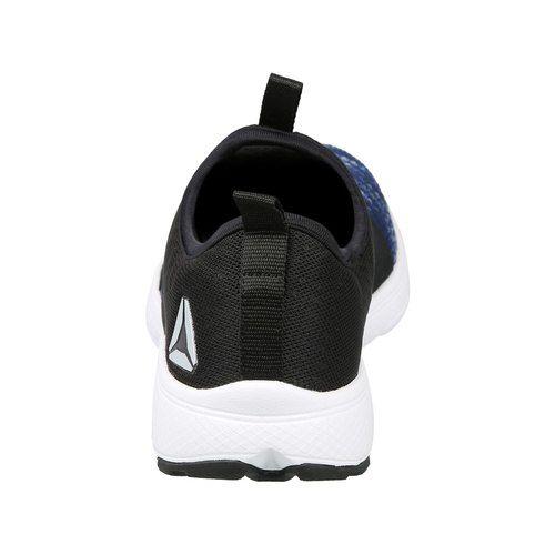 REEBOK TREAD LEAP SLIP ON Walking Shoes For Women(Black, Blue)